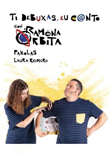 Ti debuxas eu canto con Ramona Órbita